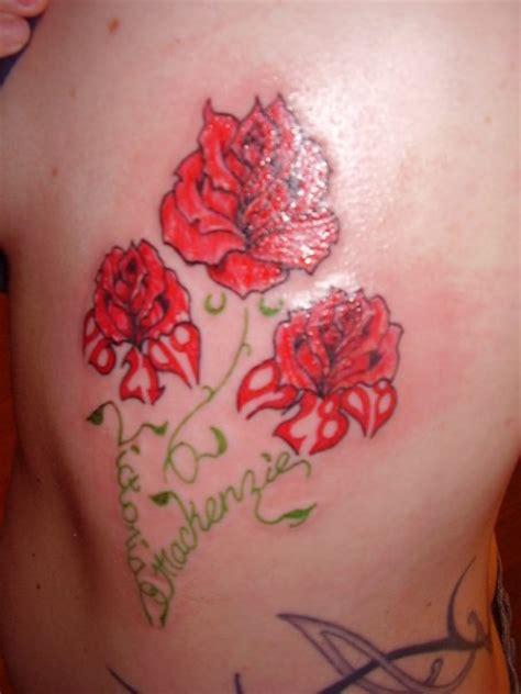 fiori colorati tatuaggi foto tatuaggi foto e disegni tatuaggi colorati