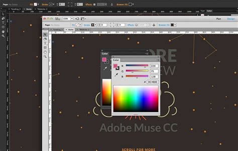adobe muse free templates adobe muse website templates free