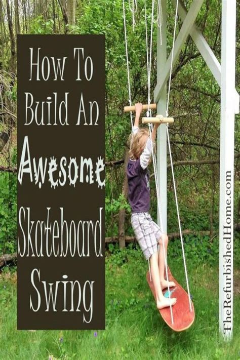 how to make a skateboard swing best 25 skateboard swing ideas on pinterest swings for