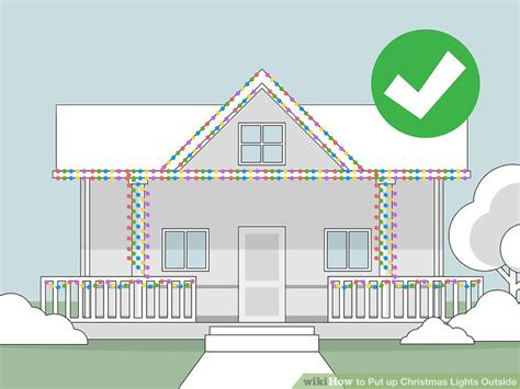 how to put up christmas lights outside how to put up christmas lights outside 13 steps with