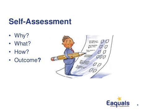 self assessment ludka kotarska mid term self assessment revisited