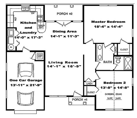 retirement house plans perfect retirement home hwbdo15081 new american house plan from builderhouseplans com