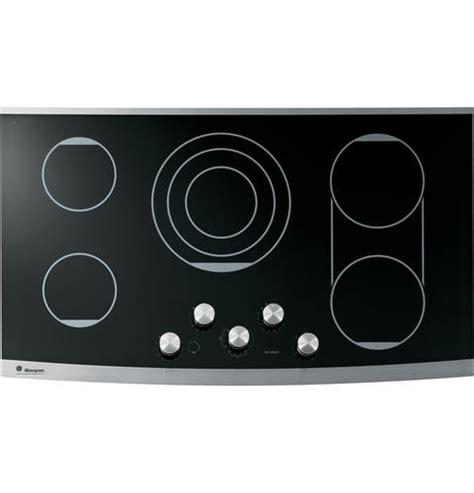 ge monogram cooktop parts zeu36kskss ge monogram 174 36 quot electric cooktop monogram