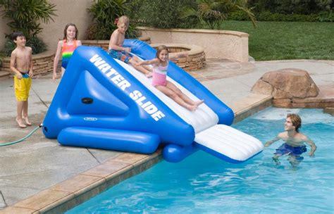 backyard pool water slides backyard water slides pool backyard design ideas