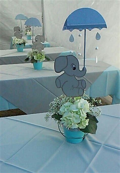 my centerpiece baby shower elephant theme my creations