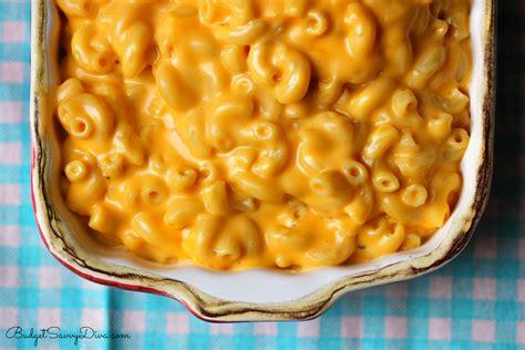 mac and cheese stouffer s macaroni cheese recipe budget savvy