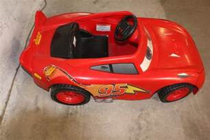 Lightning Mcqueen Electric Car Price Fisher Price Power Wheels Lightning Mcqueen Electric Car