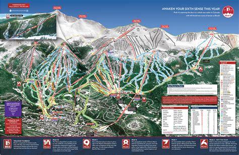 breckenridge map breckenridge co releases trail map with new peak 6 chairs terrain snowbrains