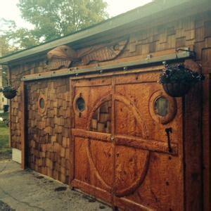 ryobi nation sliding garage door  totem pole