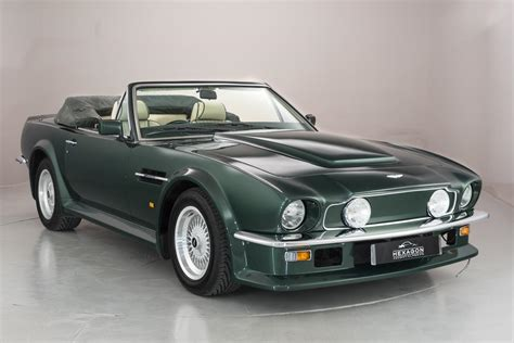 90s aston martin used 1989 aston martin v8 vantage pre 90 for sale in