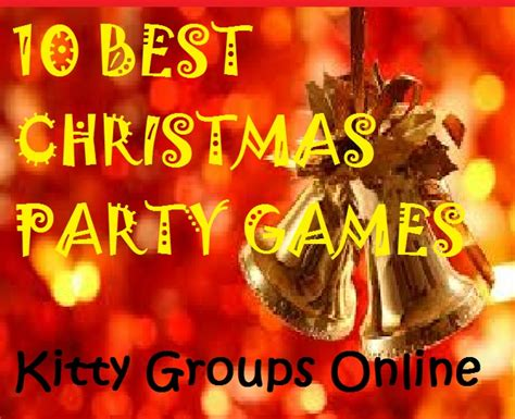 christmas games for groups for groups of adults