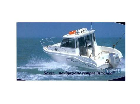 saver 22 cabin fisher usato saver 22 cabin fisher in italia barche da pesca day