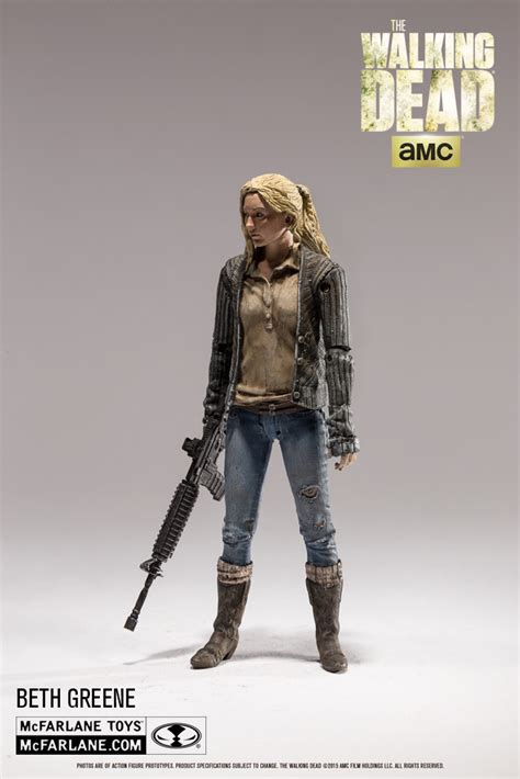 Tv Series The Walking Dead walking dead tv series 9 fully painted figure photos the