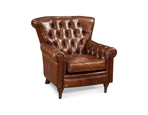 moe s home collection new brown castle club chair