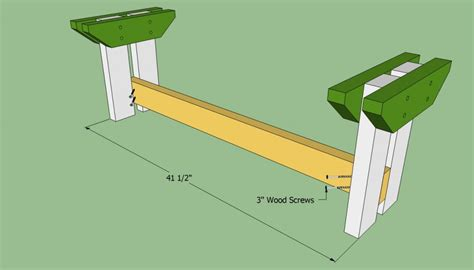 how to build a park bench how to build a park bench howtospecialist how to build