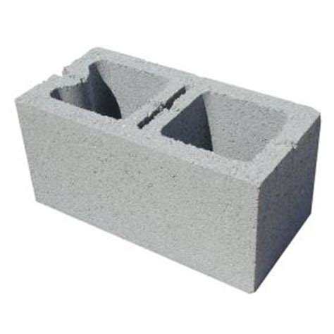 decorative cinder blocks home depot oldcastle 16 in x 8 in x 8 in concrete block 30161345