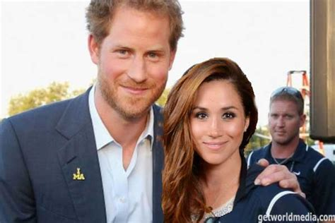 prince harry and meghan markle called perfect couple by prince harry meghan markle sa famille est elle un frein