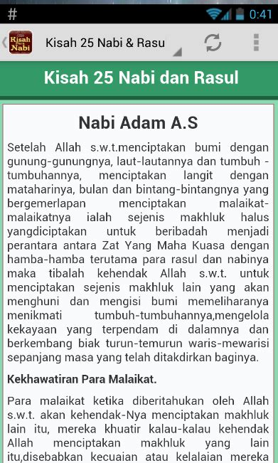 film kisah nabi dan rasul kisah 25 nabi dan rasul android apps on google play