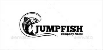 19 fish logos free psd ai eps format download free