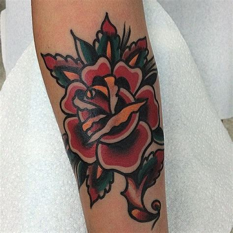 envision tattoo traditional by joshua marks at envision grand