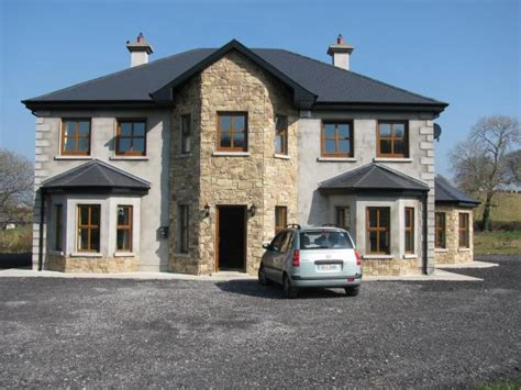 irish house design build house plans ireland