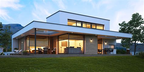 fertighaus aus beton haus modern walmdach design und ein sind bei der