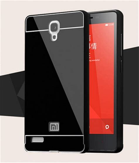 Xiaomi Redmi Note 2 Motomo Aluminium Metal Casing Cover Armor 10 best cases for xiaomi redmi note 2