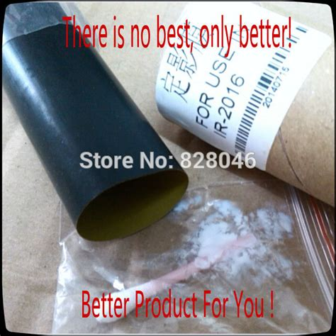 fuser sleeve for canon ir2420 ir2422 copier compatible canon fixing ir 2420 copier for
