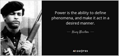 malcolm x from political eschatology to religious revolutionary studies in critical social sciences books huey newton quote power is the ability to define