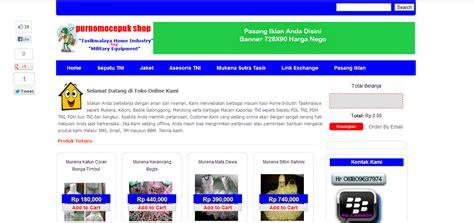 cara membuat blog online store cara membuat blog online shop dengan mudah purnomo blog