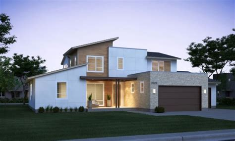 What Is The House In America by Zero Home Is The Most Energy Efficient House In America