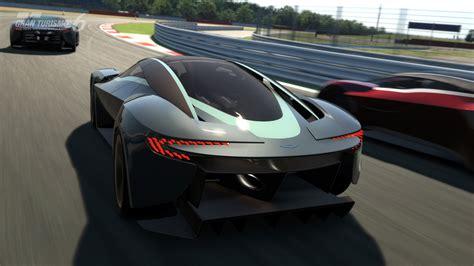Aston Martin Gran Turismo by Introducing The Aston Martin Dp 100 Vision Gran Turismo