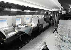 Private Jet Interiors Luxury Private Jets Wonderful