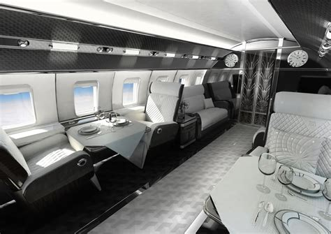 Jet Interiors by Luxury Jets Wonderful