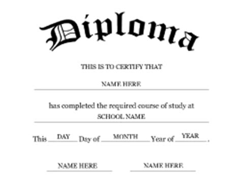 7 Best Images Of Printable Degree Templates College Degree Diploma Certificate Templates Free High School Diploma Templates
