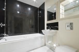 Black And White Small Bathroom Ideas by 15 Black And White Bathroom Ideas Design Pictures
