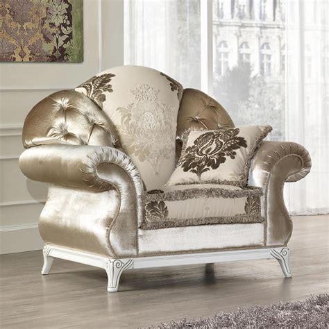 divani in stile classico poltrona in tessuto parzialmente sfoderabile stile