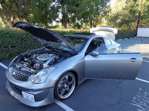 2003 infiniti the beast g35 turbo for sale