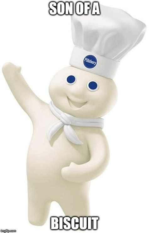 Pillsbury Dough Boy Meme - they put in a swear jar at work and someone told me that