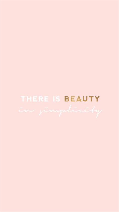 pink wallpaper with quotes pink and gold quote iphone wallpaper iphone wallpapers