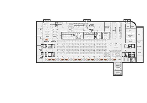 production floor plan mclaren production centre b floor eurocar news