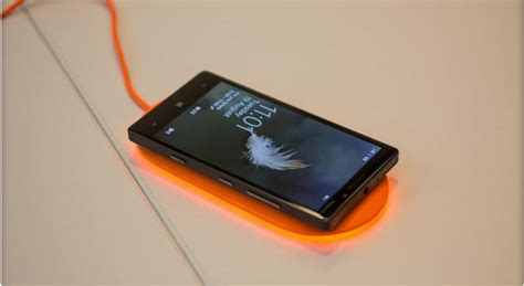Charger Microsoft Lumia microsoft launches glowing wireless charger and a