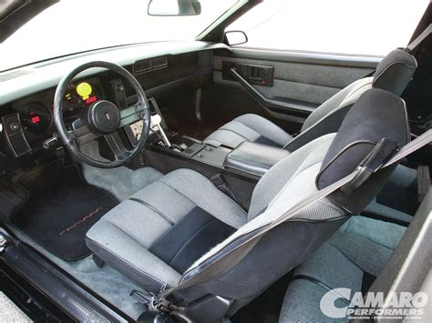 Third Camaro Interior by Image Gallery 1983 Camaro Interior