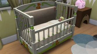 Cribs For Toddlers by Enure Sims Animal Crib For Toddlers Sims 4 Downloads
