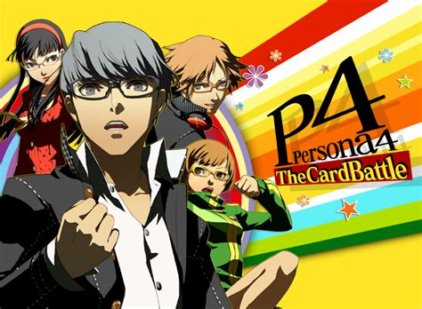 persona 4 card penalty persona 4 the card battle announced for gree gematsu