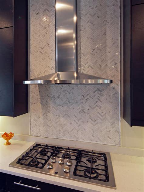 stainless steel kitchen backsplash decoist photo page hgtv