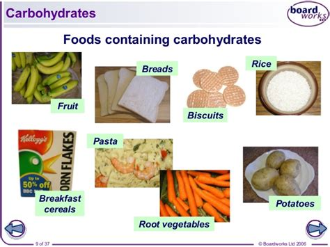 carbohydrates 10 foods 14 diet nutrition