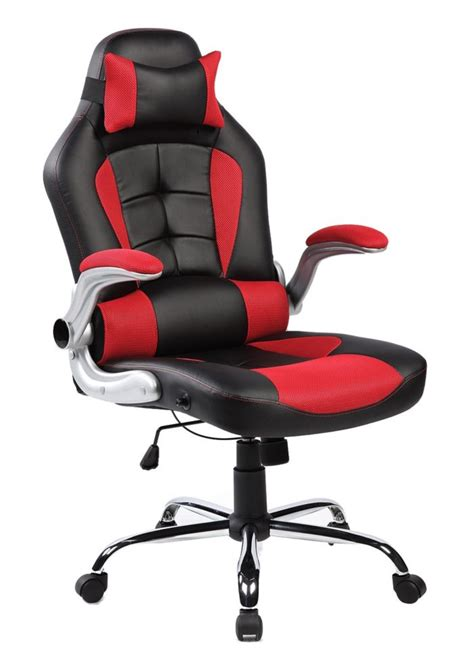 High Back Gaming Chair by Best Cheap Gaming Chairs Merax Ergonomics Review