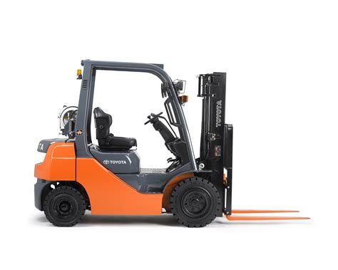toyota combustion forklift 8 series pneumatic