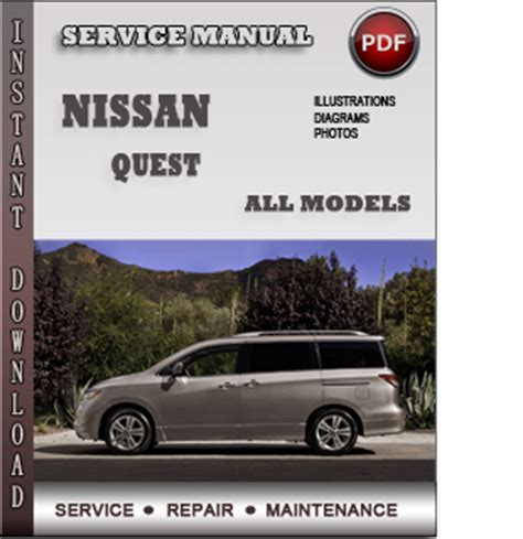 repair manual 2009 nissan quest free downloads by tradebit com de es it nissan quest v42 nissan quest service repair manual download info service manuals